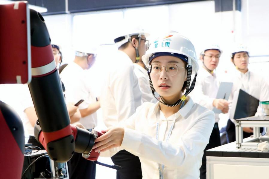 碧桂園去年成立博智林,全力進軍機器人產業。