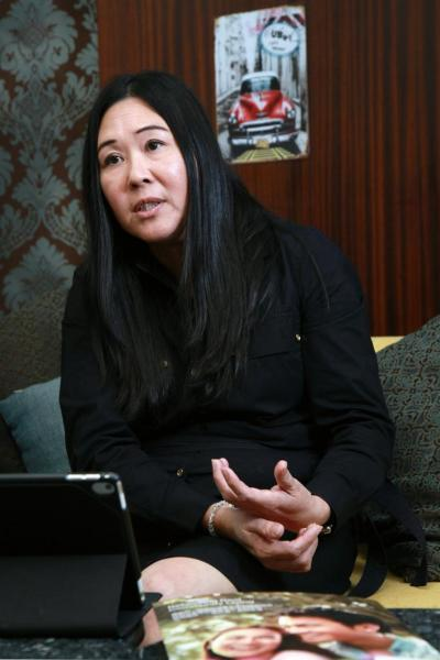 完美金鷹 (PED) 執行總裁潘斯里蘇美玲。