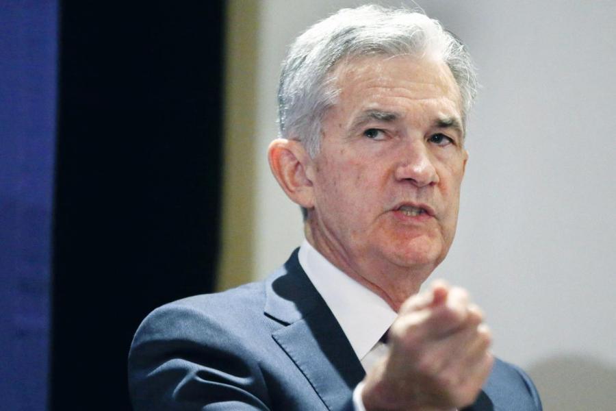 美國聯儲局主席鮑威爾重申,聯儲局貨幣政策仍以經濟數據為主導,意味他對降息持開放態度。
