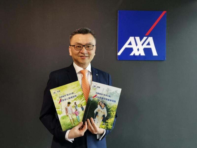 AXA安盛醫務總監 ─ 醫療及僱員福利業務邱家駿醫生相信,自願醫保能革新市場醫療保險的保障。