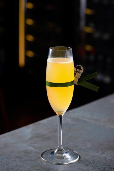 以葡萄牙城市命名的雞尾酒:Barcelos