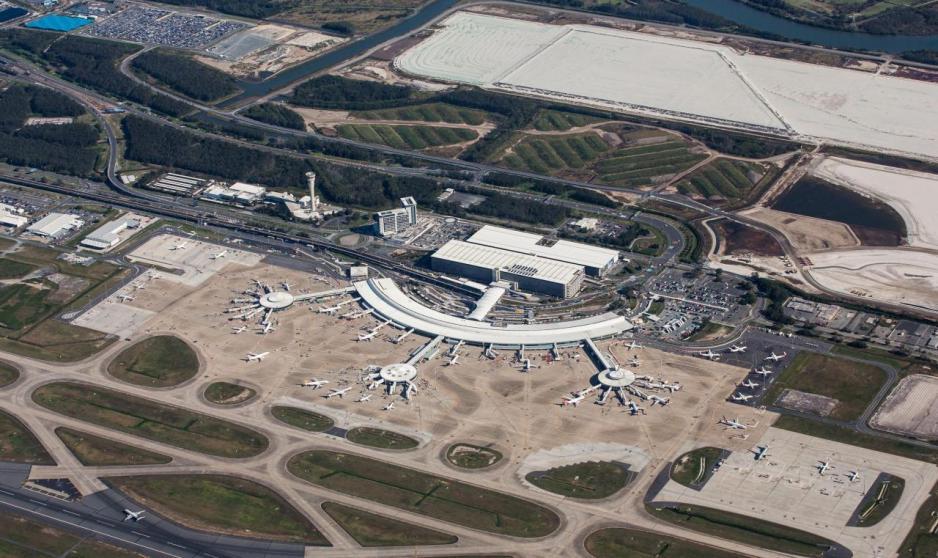 市政府斥資40億澳元擴建布里斯本機場。
