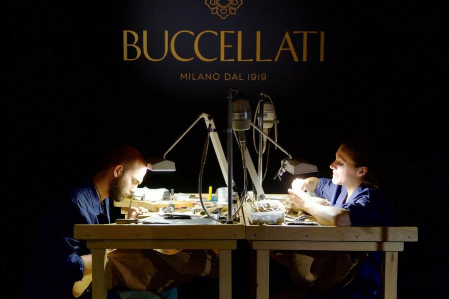 剛泰集團去年購入頂級珠寶品牌Buccellati八成五的股權。
