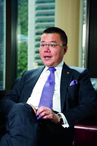 前海管理局香港事務首席聯絡官洪為民