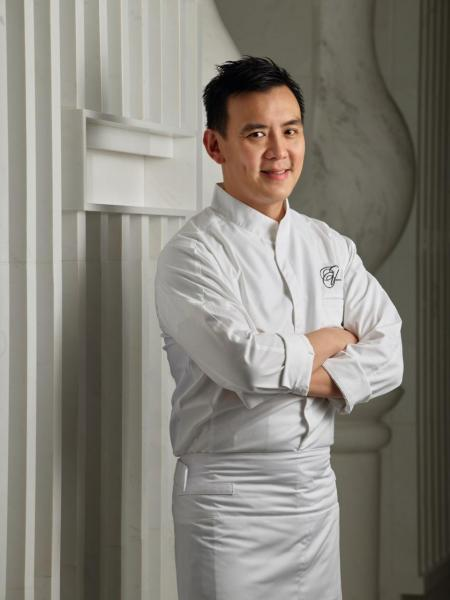 來自新加坡的總廚Edward大有來頭,曾獲英國《Restaurant》雜誌選為十大最具創意廚師之一。