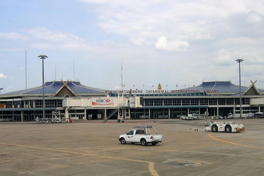 在預期訪泰旅客增加下,清邁除了正擴建現有機場外,還計畫興建新機場。