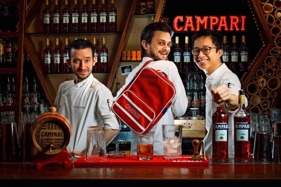 Negroni Week將於Employees Only舉行開幕派對,圖為Employees Only的酒保。