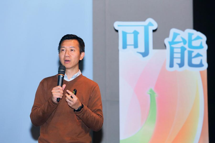 外界稱呼魏華星為香港「社企之父」。