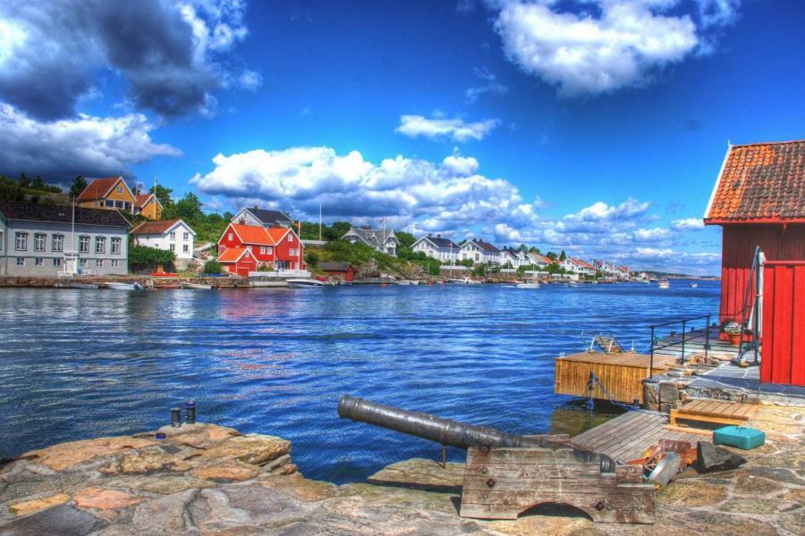 挪威在一九三九年時曾經是全球最大的狐狸皮毛供應國,國內曾建有近二萬個皮草養殖場。