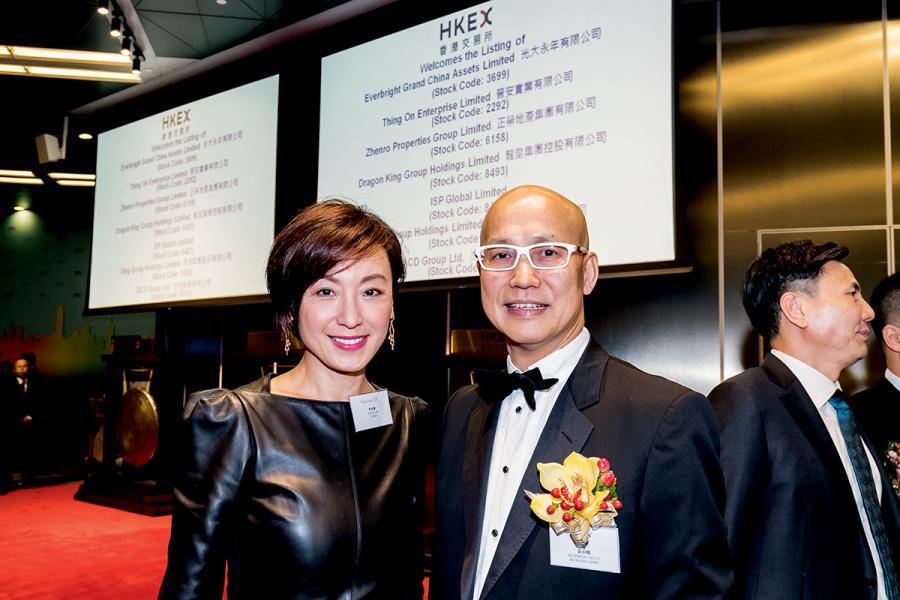 飛盟財經公關成立短短一年,已成功協助超過二十間公司在香港聯合交易所上市。