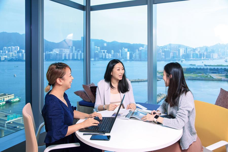 azalvo提供適切的環境,啟發各年輕創業家進行多項跨界合作,締造新的商機。