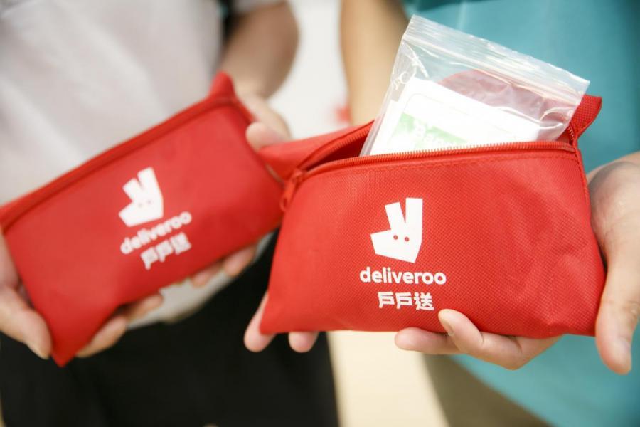 戶戶送為所有參加的送餐專員提供急救包。