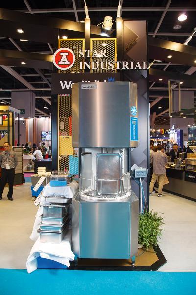 紅A今年把外國頂級餐飲設備引入本港,成為旗下代理產品,為餐飲企業客戶提供解決方案。