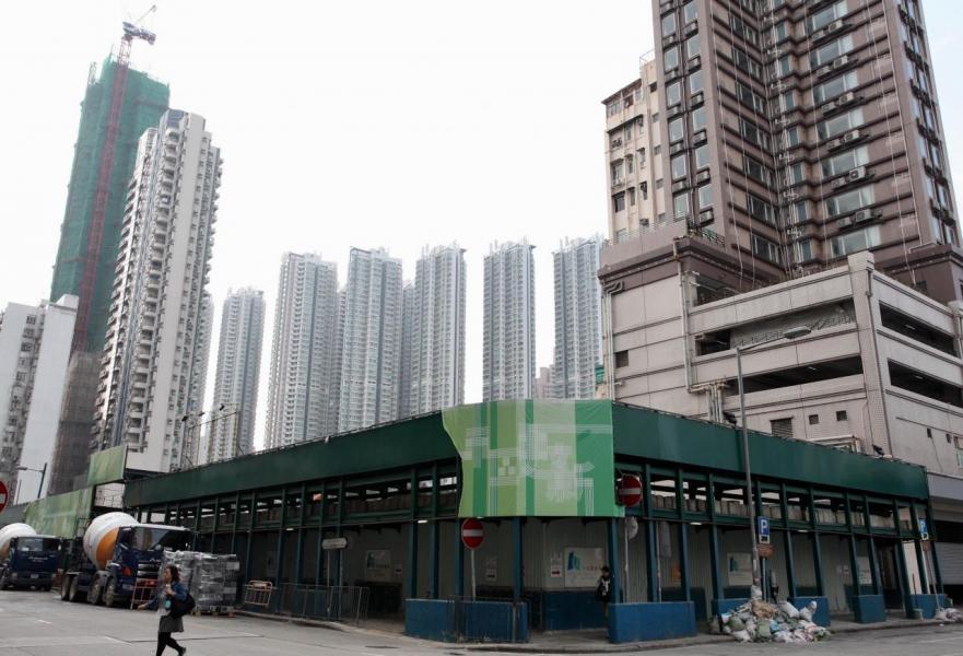 深水埗海壇街重建項目預計提供877伙。