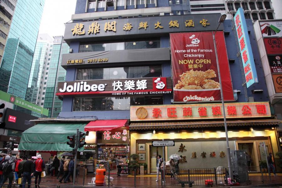 香港舖租貴,令小本經營的餐廳更難生存。