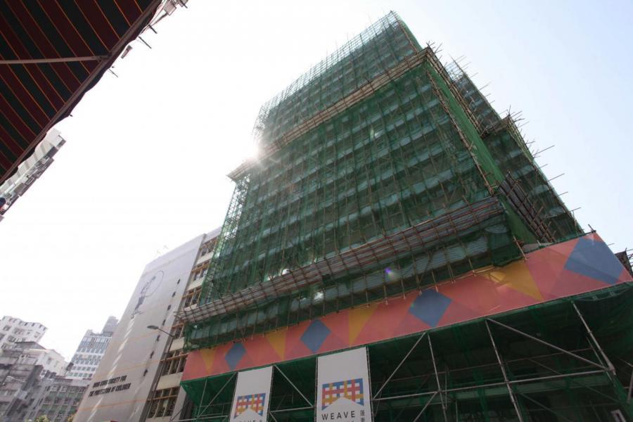由Weave打造的共居項目蓮牽前身為三十六酒店。