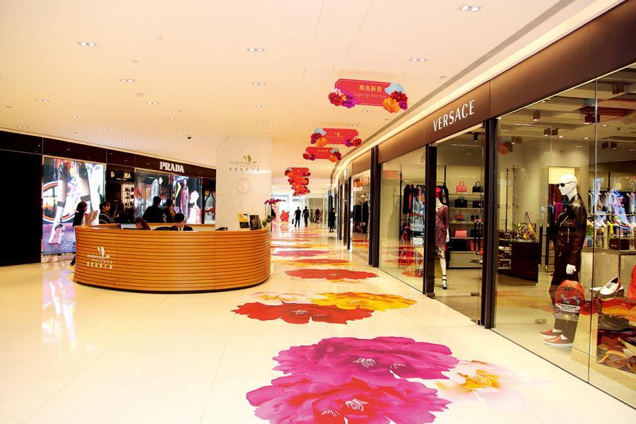 年前成功引進名店Outlet Florentia Village(佛羅倫斯小鎮)十多個奢華品牌,令KC100成為區內其中一個的商業新地標。