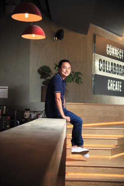 Campfire聯合創辦人兼行政總裁 謝耀陞。