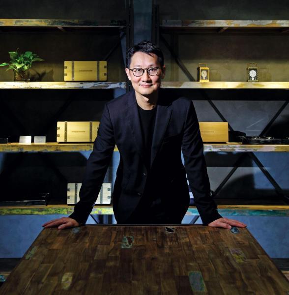 Andersmann創辦人Raymond Chan。