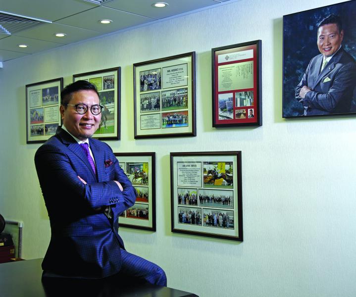 史立德info :華彩集團主席 香港中華廠商聯合會第一副會長 廣西省政協委員