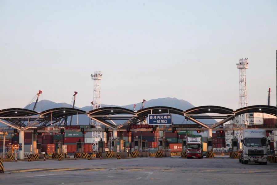屯門香港內河碼頭土地有機會被騰出作房屋等發展。