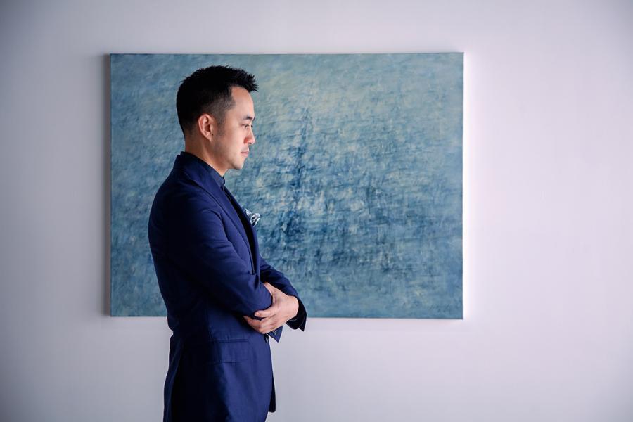 許劍龍(Calvin Hui)