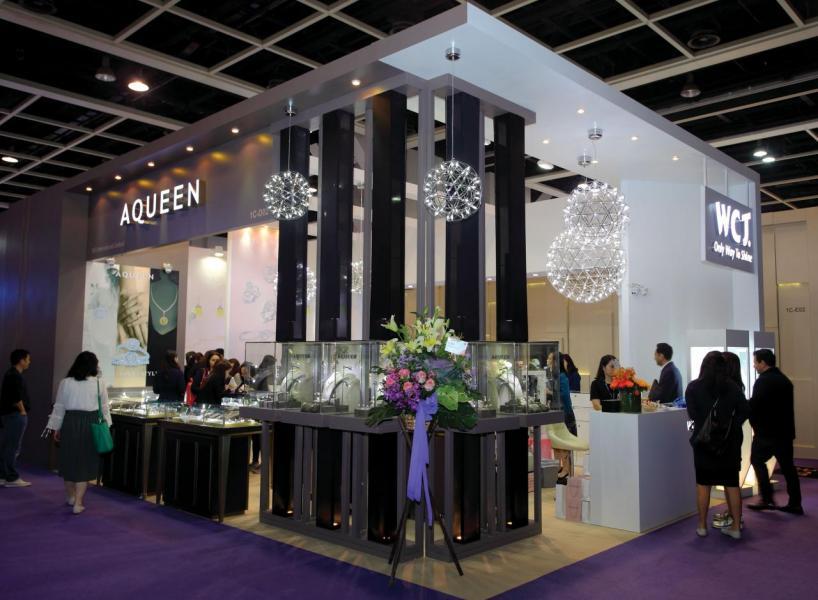 榮昌國際(集團)是本地最大珠寶出口商之一。