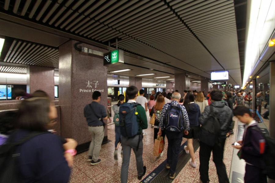 項目距離港鐵太子站及旺角東站分別僅約6至8分鐘步程。