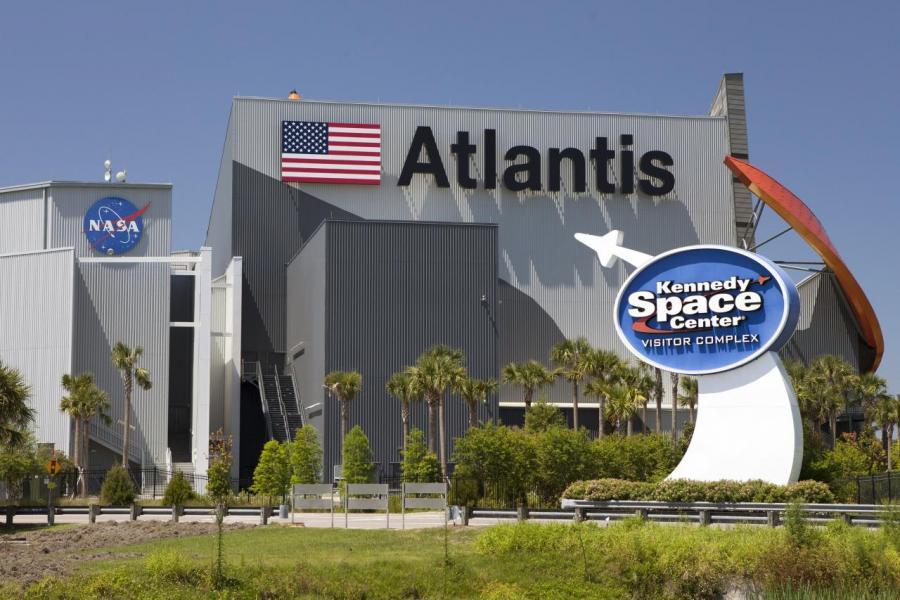 距離奧蘭多不遠的甘乃迪太空中心是不少遊客到訪的熱門景點。