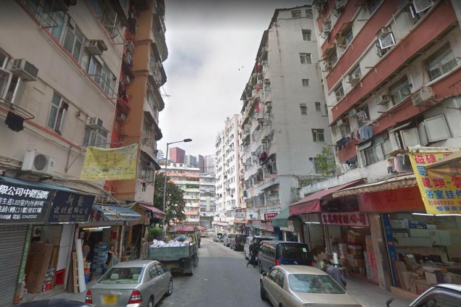 市建局規定觀塘恆安街項目單位不能少於300呎。