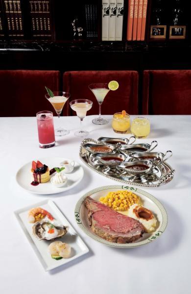 環「牛」世界晚市套餐 – 兩道菜HK$688 / 三道菜HK$738