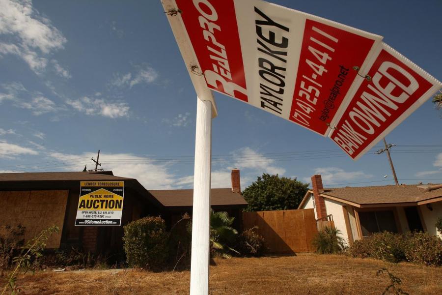 美國的次按風暴至今超過十年,如今樓價已翻身。