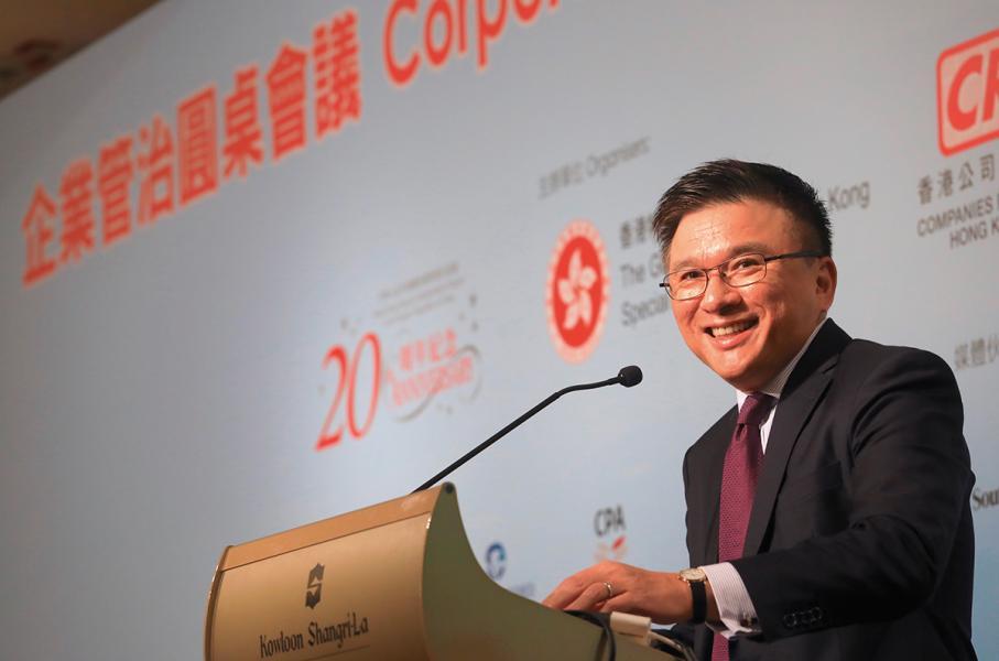 陳家強加入政府十年,協助政府成功推行多個經濟政策。