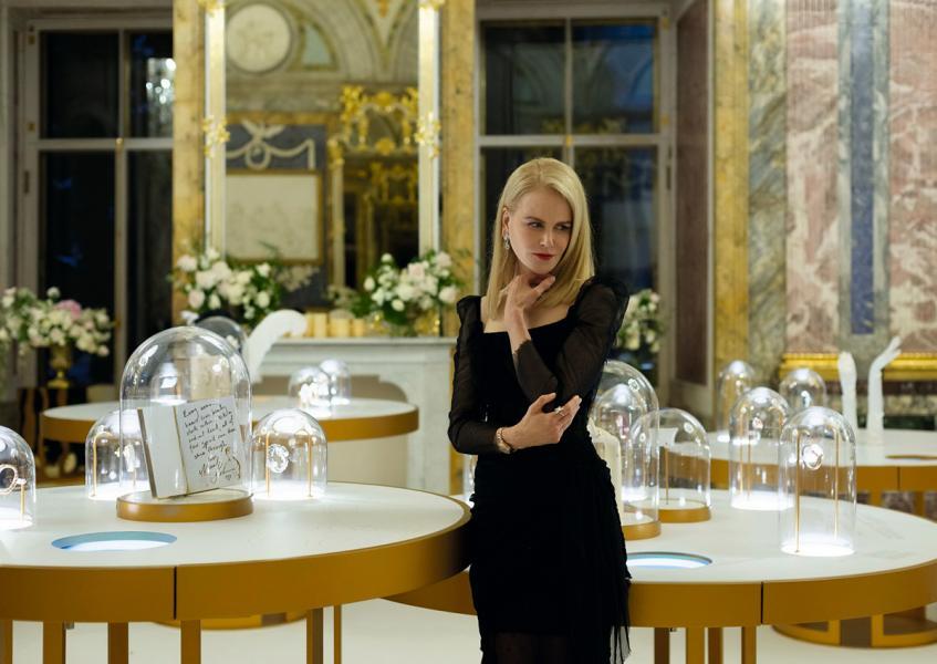 荷里活影星Nicole Kidman,是品牌的全球代言人。
