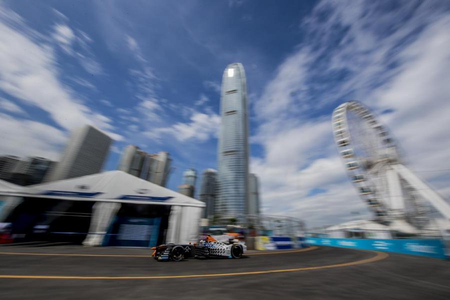 來到今屆Formula E香港,將首次採用雙賽事制。