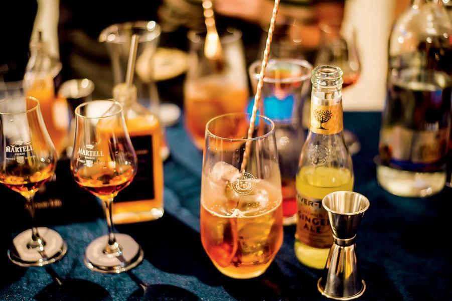 V.S.O.P. RedBarrel以優美的果香見稱,適合純喝或調酒