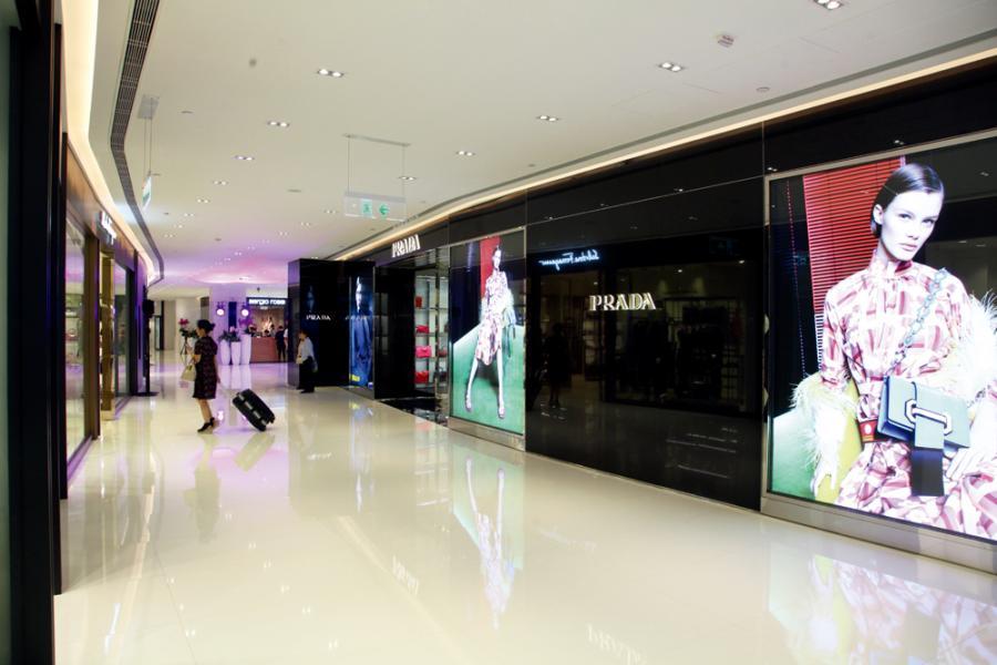 香港的佛羅倫斯小鎮佔地約6萬平方呎,目前擁有11間名店。