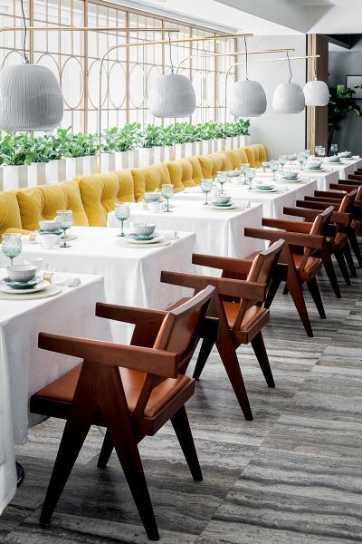 由倫敦著名獲獎設計師Ilse Crawford設計的中環都爹利會館,集時尚與優雅於一身。