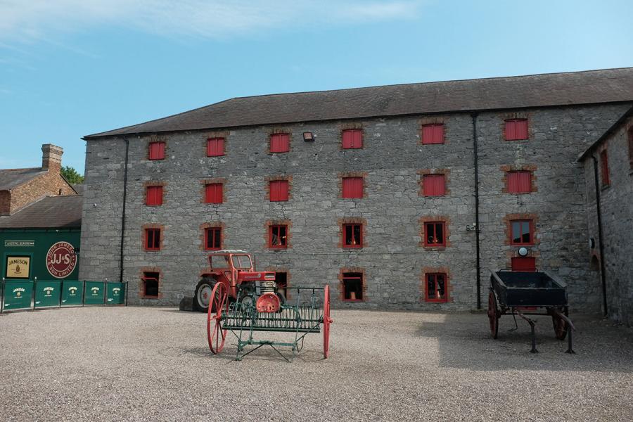 位於愛爾蘭城市Cork的酒廠,目前亦開放對外參觀。