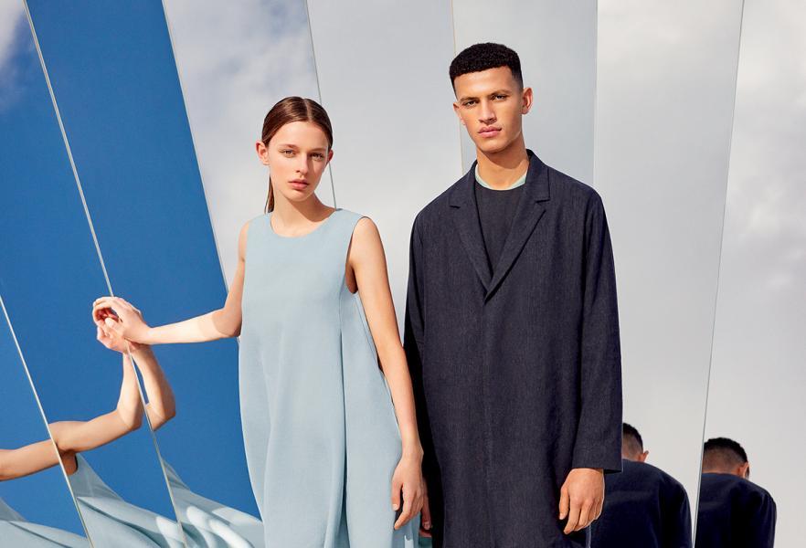 COS的服裝,在時尚之餘,亦著重功能性設計