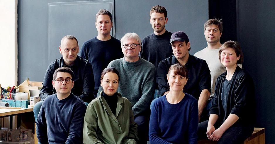德國設計團隊 Studio 7.5。