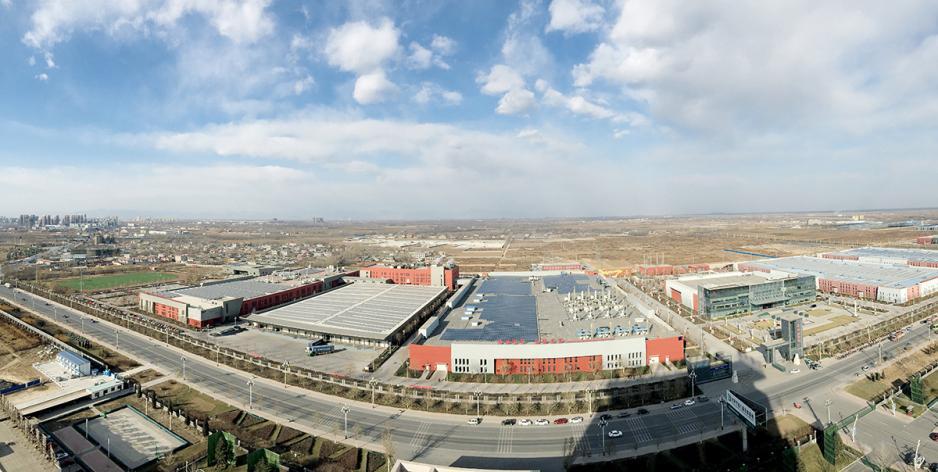 公司在河北省具市場發展的優勢