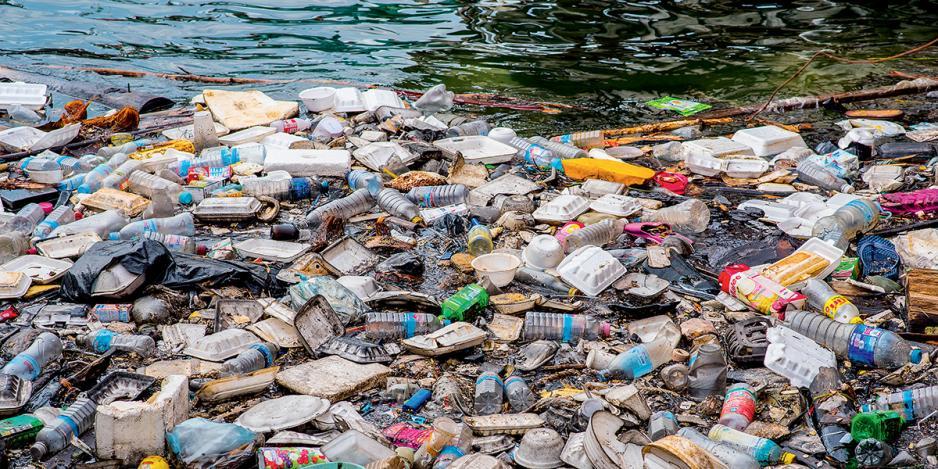 近年從海洋污染情況得悉,棄膠圍城的問題已迫在眉睫。