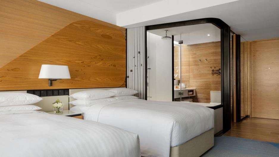 豪華客房 – 雙人床
