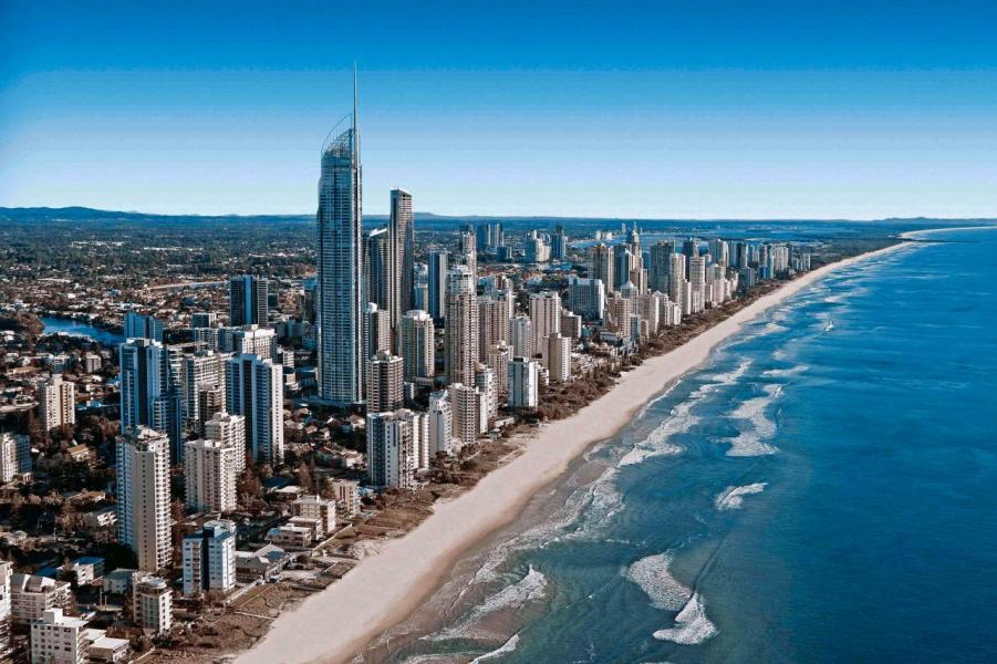 澳洲在二○一九年一月的平均氣溫超過攝氏三十度。