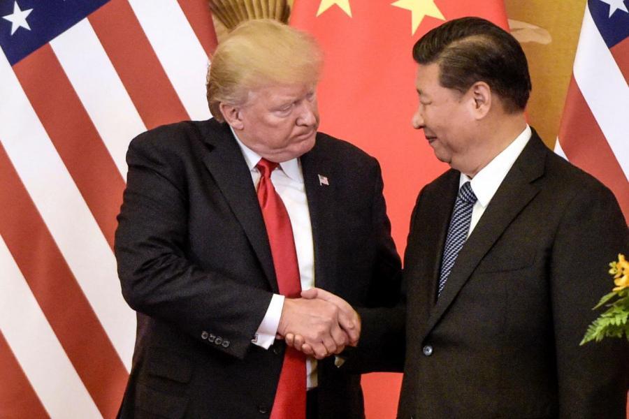 中美貿易關係持續惡化,為大市增添極大不確定性。