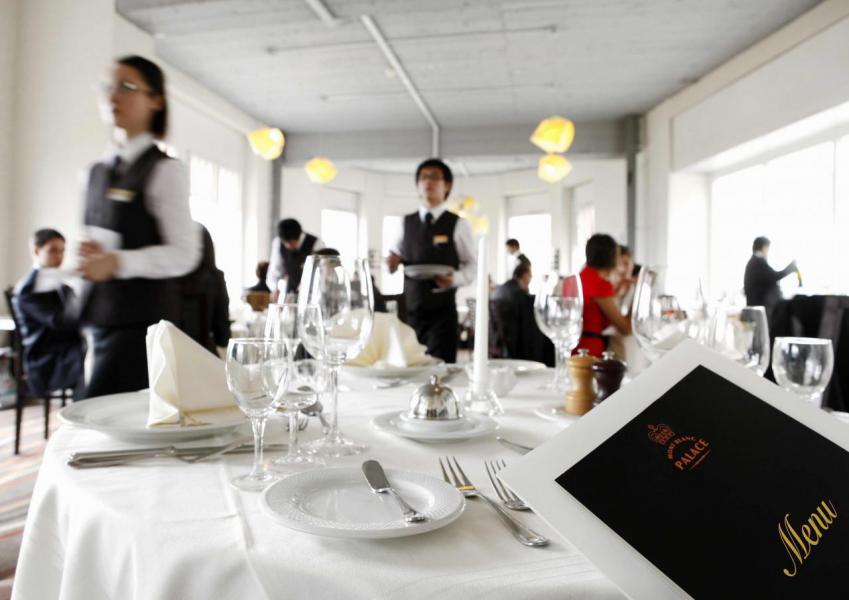 瑞士的教育質量在全球排名可謂數一數二,特別是酒店管理專業尤其出名。