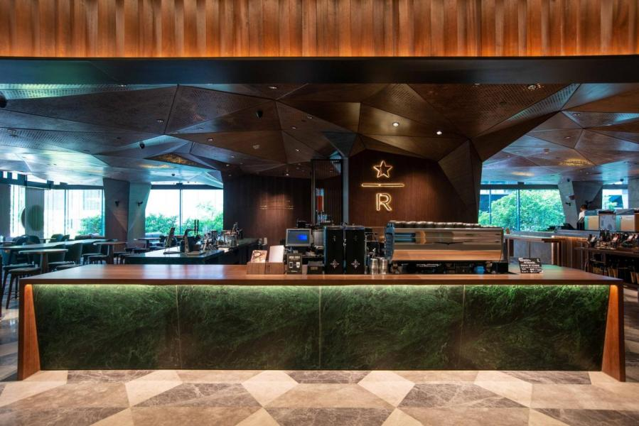 Starbucks Reserve™ Coffee Experience Bar