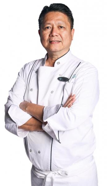 「世界夢號 」行政總廚Supachai Saisoigeon。