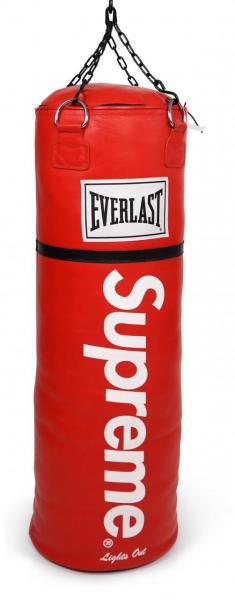 重點拍品之一:SUPREME X EVERLAST拳擊沙袋